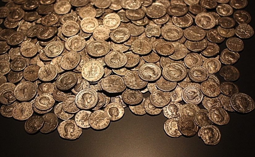 The most expensive Roman currency in the world and the importance of prices