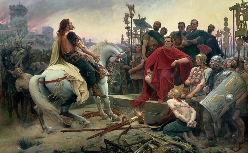 5 batailles importantes de la Rome Antique