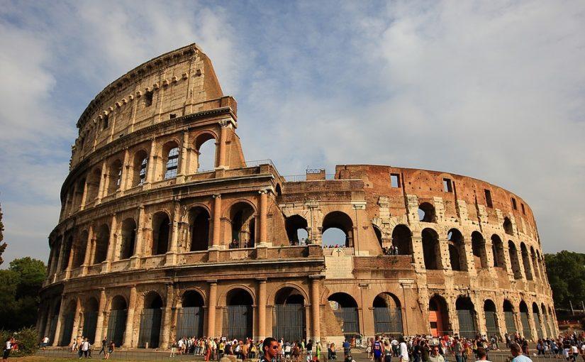 5 lieux typiques de la Rome Antique