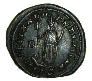 follis maximianus