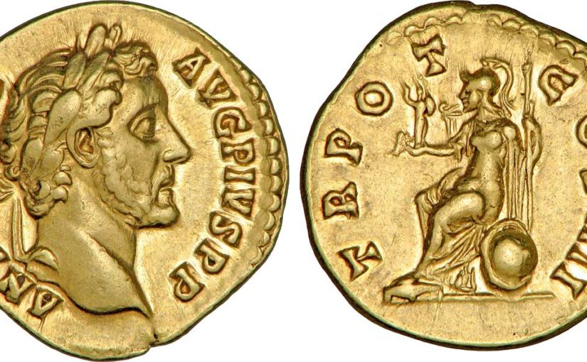 Aureus Antonin le Pieux