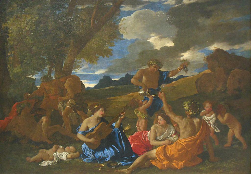 fête romaine