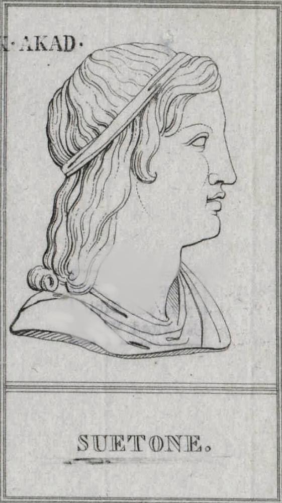 historien romain : suétone