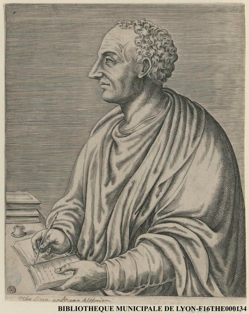 historien romain : Tite Live