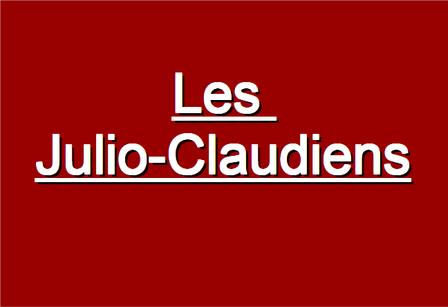 Julio-Claudiens