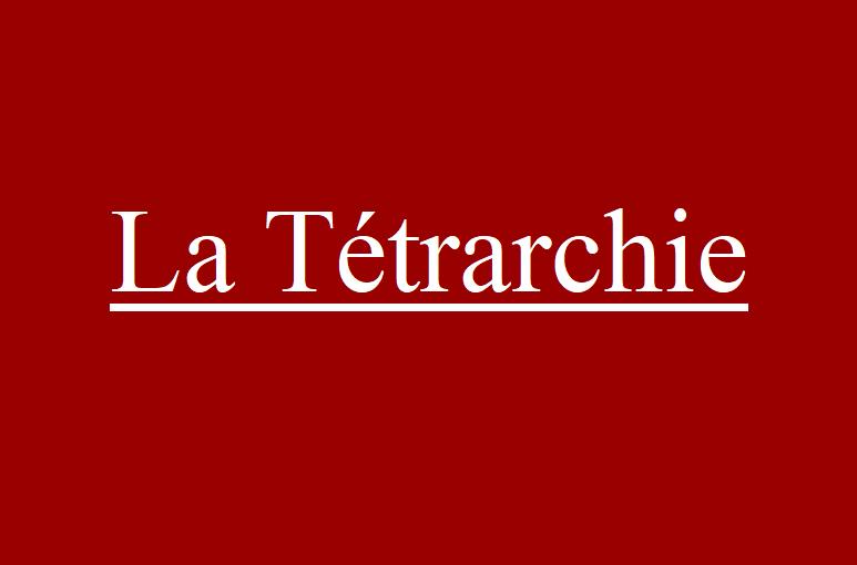 Tétrarchie
