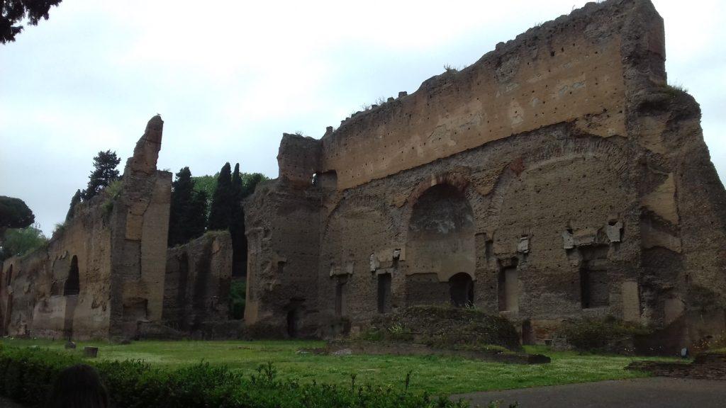 Ruines de Thermes