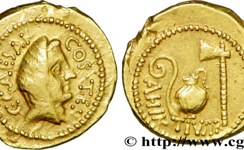 5 monnaies romaines que j'aimerais avoir