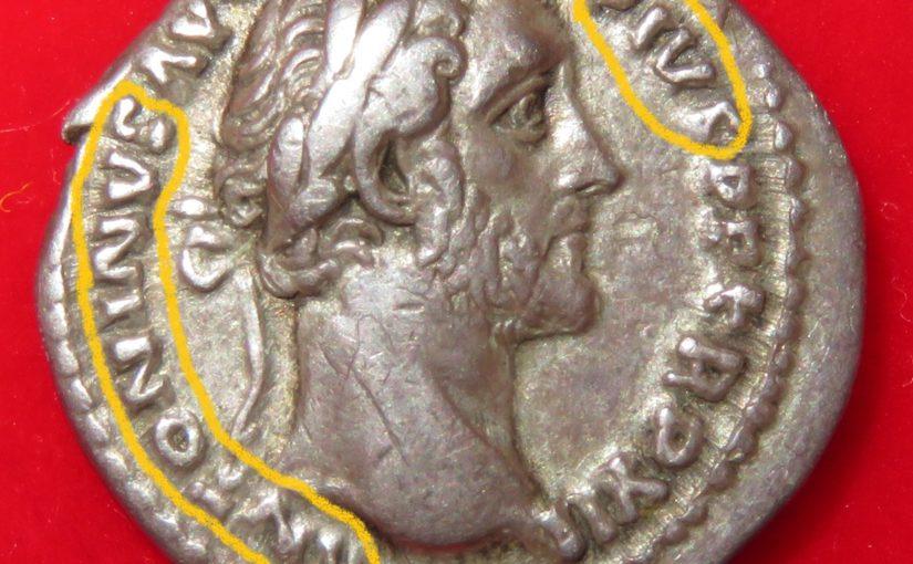 Comment lire la légende d'une monnaie romaine ?