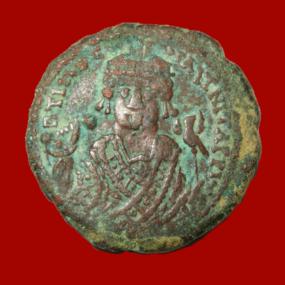 Monnaies Byzantines